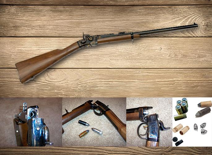 Smith Carbine Artillery