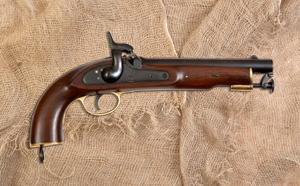 british lancer pistol