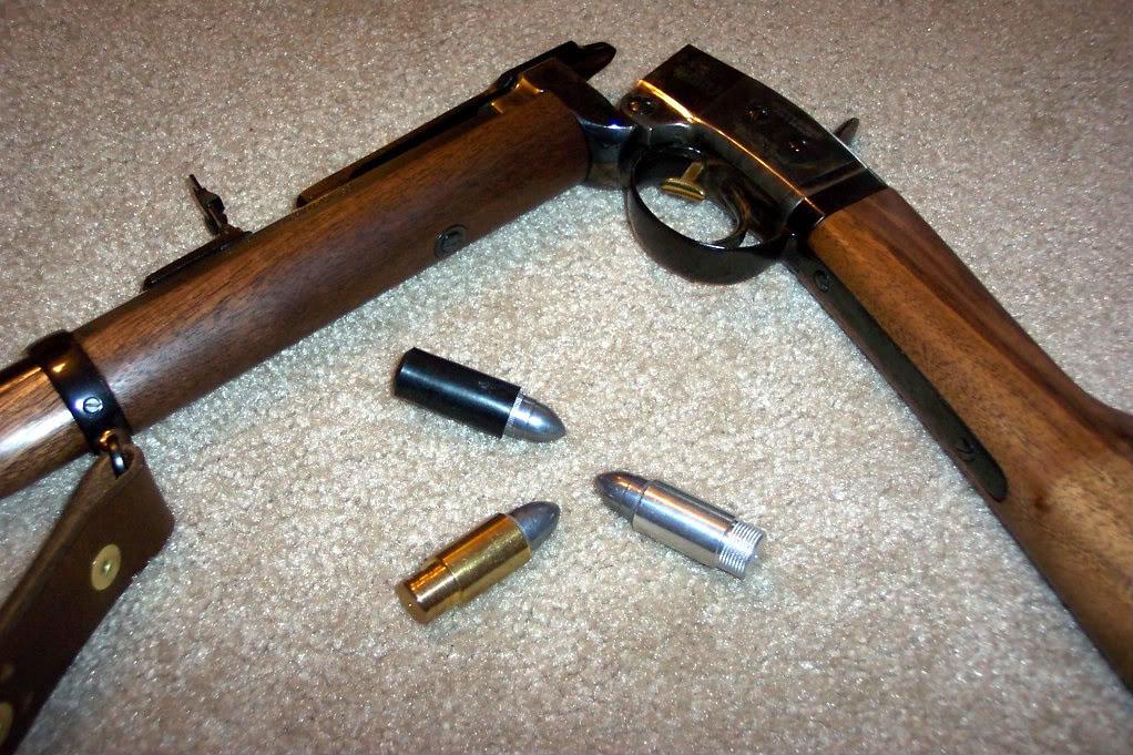 Details Smith Carbine