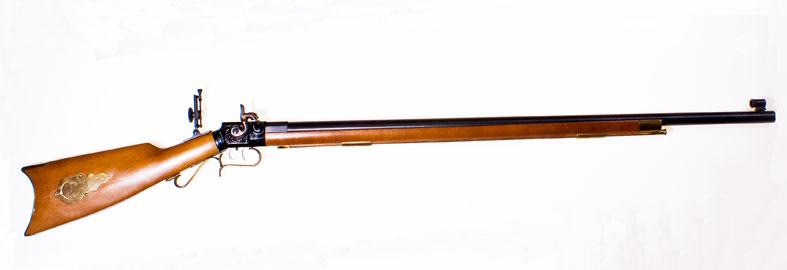 Wesson Rifle .50 Von Hege Jagd