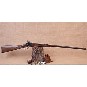 1863 Sharps Sporting Rifle im Kal. .54